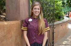 Hollywood Studios Tower of Terror Castmember 2