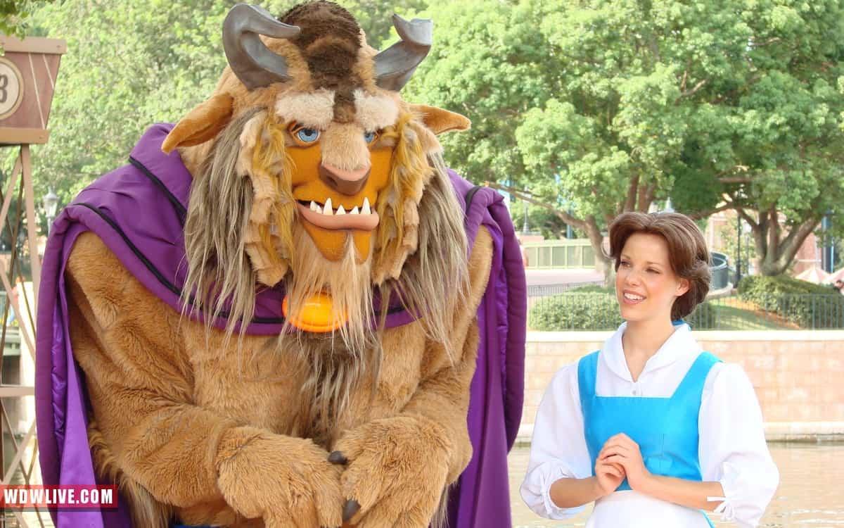 Belle At Disney World 2014 Love at Walt Disney WorldDisney World Belle 2014