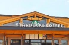 new starbucks coffee at world of disney, downtown disney, walt disney world