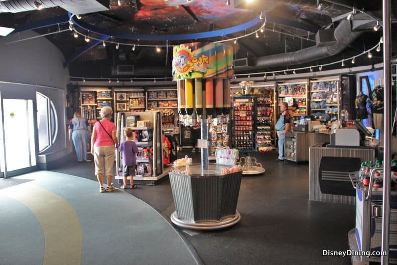 28. gift shop, Mission space, future world east, epcot, walt ...