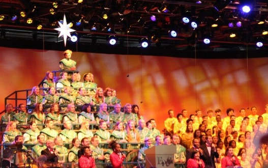 Candlelight Processional Dining Packages Now Available For Walt Disney World Disney Dining Information