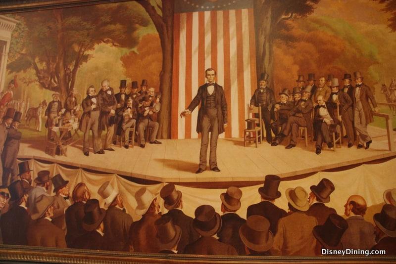 president lincolns speech - 800×534