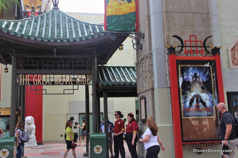 Hollywood Studios 2015 Rides