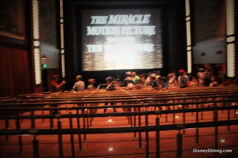 The Great Movie Ride in Disney's Hollywood Studios ...