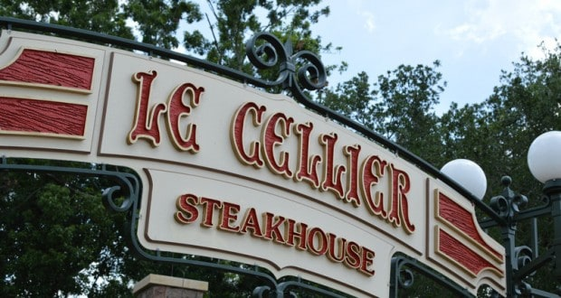 9 Things You'll Love About Le Cellier Steakhouse At Walt Disney World -  Disney Dining Information
