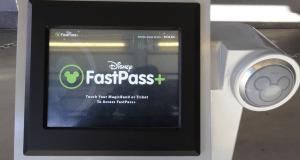 Fastpass+ Kiosk