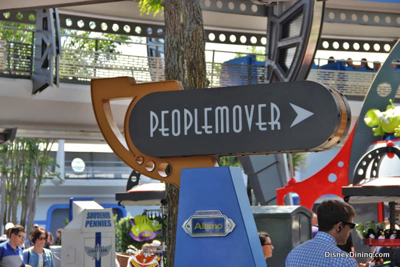 10 Totally Cool Things About The Tomorrowland Transit