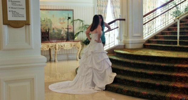 Wedding Pavilion At Walt Disney World Will Get A Redesign DisneyDining