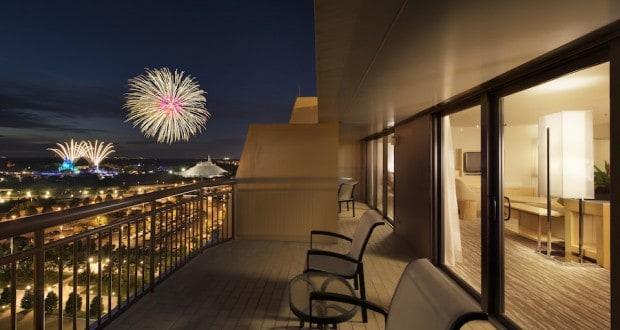 Fireworks Contemporary Resort