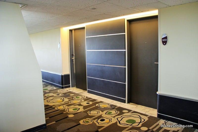 room doors and hallway Contemporary Resort Walt Disney World & room doors and hallway Contemporary Resort Walt Disney World ...