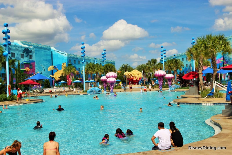Top 7 Amazing Things About Disney S Art Of Animation Resort Disney Dining Information