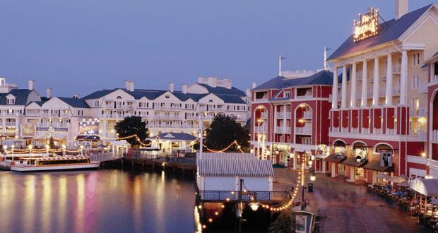 Disneyland Florida Villas