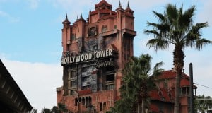 1. Twilight Zone Tower of Terror, Hollywood Studios, Walt Disney World