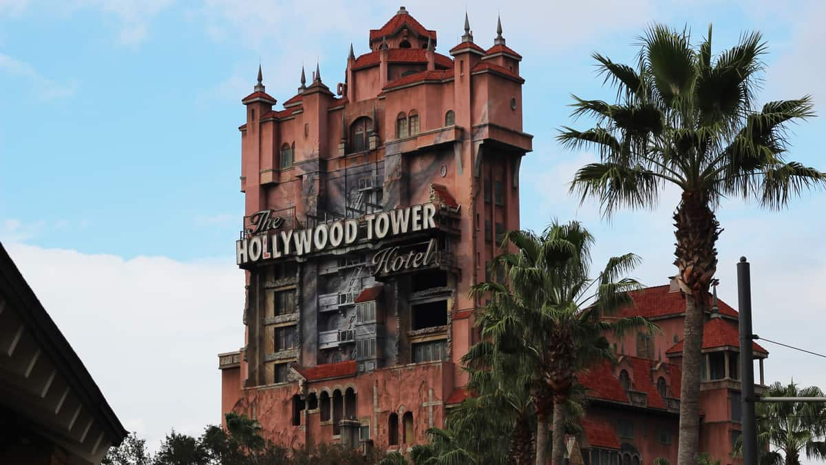 Rider Switch 101 at Walt Disney World Tower Of Terror Disney World Inside Video
