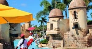 Fuentes Del Morro Swimming Pool, Disney's Caribbean Beach Resort, Walt Disney World
