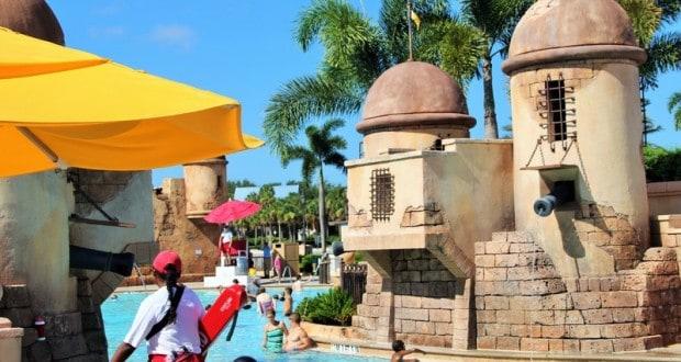 Fuentes Del Morro Swimming Pool Disneys Caribbean Beach Resort Walt Disney World 620x330