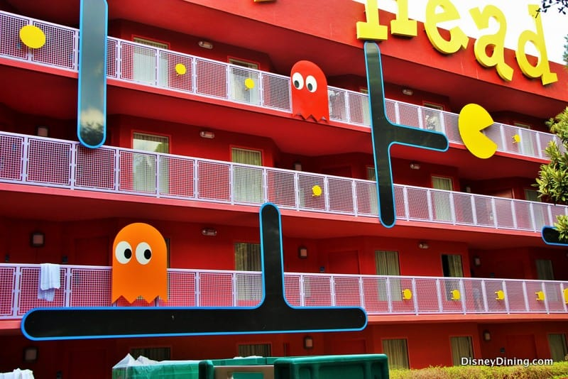 7 amazing features at disney u2019s pop century resort