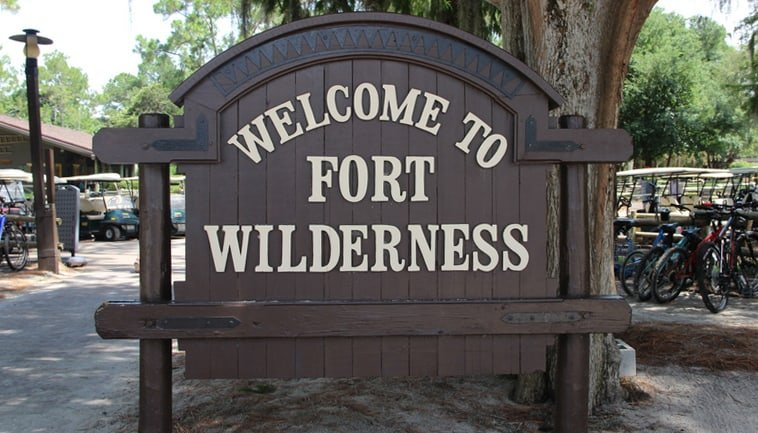 10 amazing things about fort wilderness campground at wdw for Walt disney world fort wilderness cabins review