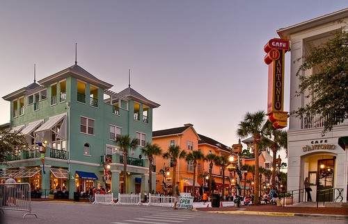 Celebration Florida A Small Town In The Middle Of The