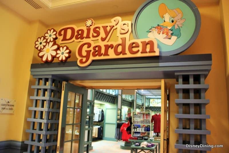 Daisy's Garden gift shop, Swan & Dolphin, Walt Disney World ...