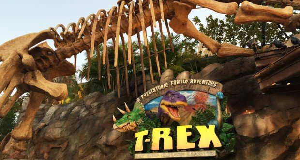 5 things you will love about t rex for Disney dining plan t rex