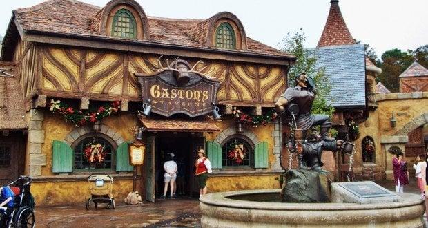 The Magic Kingdom Quick Service Restaurants At Walt Disney
