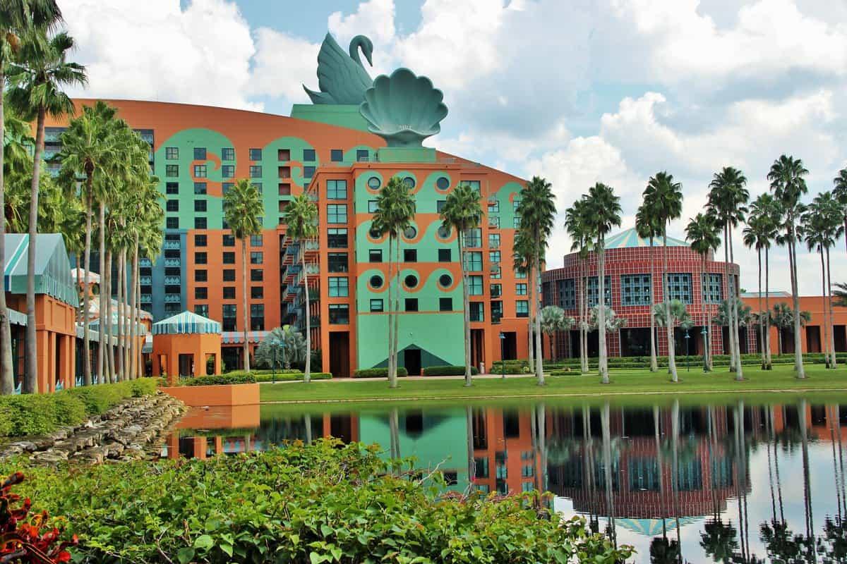 Swan, Swan & Dolphin, Walt Disney World