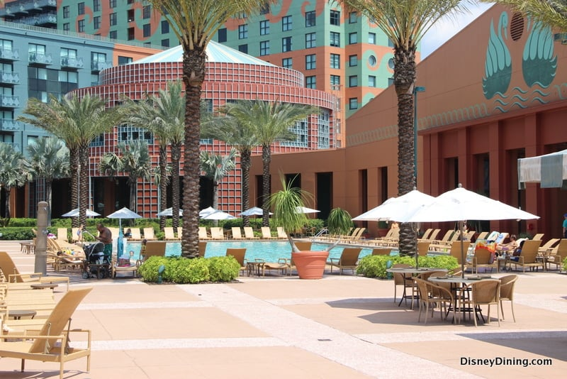 8 Amazing Things About Walt Disney World Swan And Dolphin Resorts