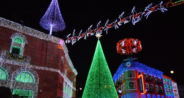 Osborne Family Spectacle Of Lights Is Ending At Walt Disney World   Disney  Dining Information