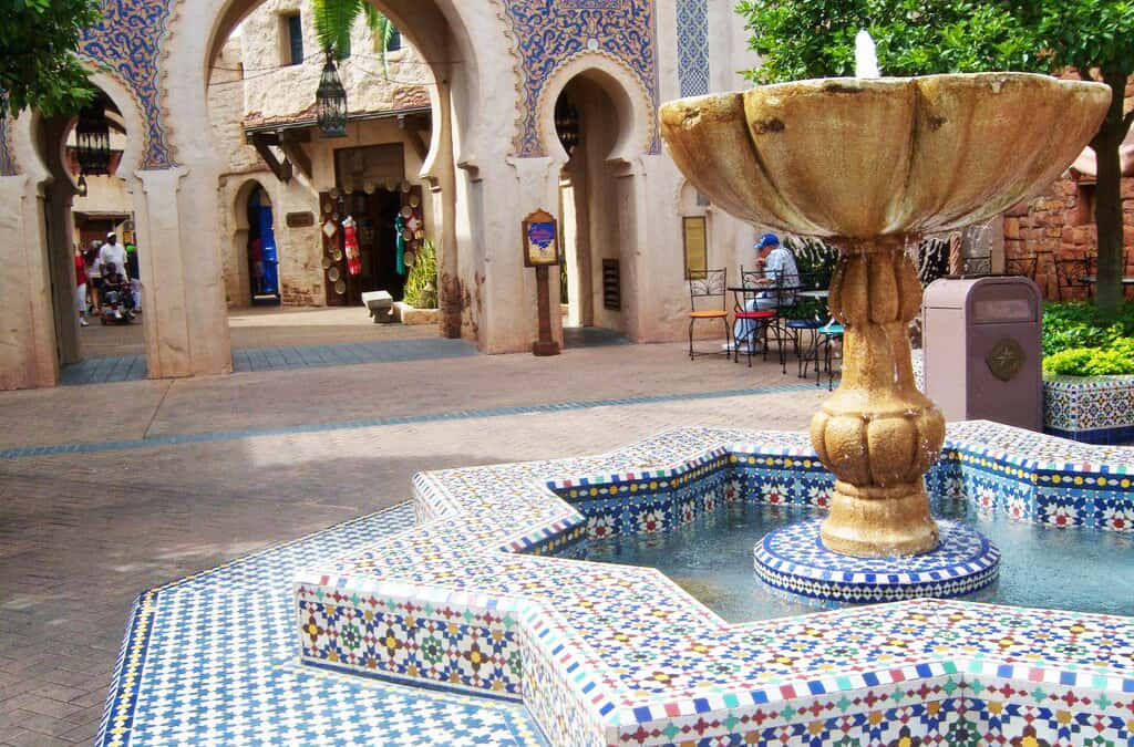 Walt Disney World >> 7 Things You Will Love About Epcot's Morocco Pavilion in Walt Disney World