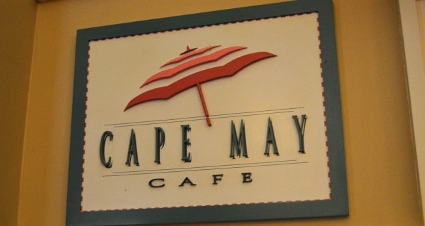 8 Things You Will Love About Cape May Café At Walt Disney World   Disney  Dining Information