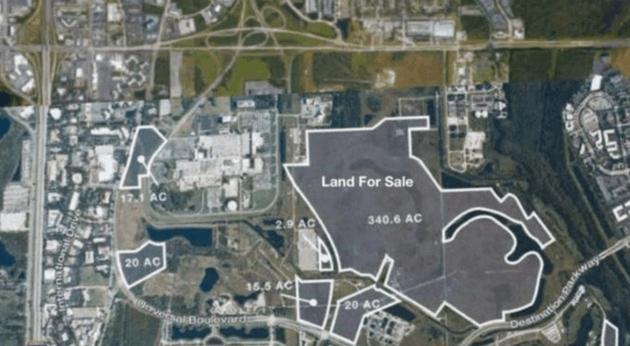 Florida Theme Buys Land For New Theme Park Near Walt