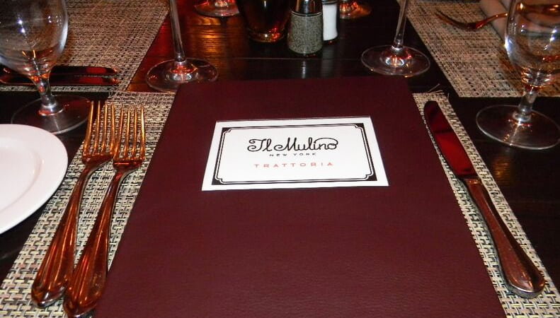 il mulino menu swan and dolphin