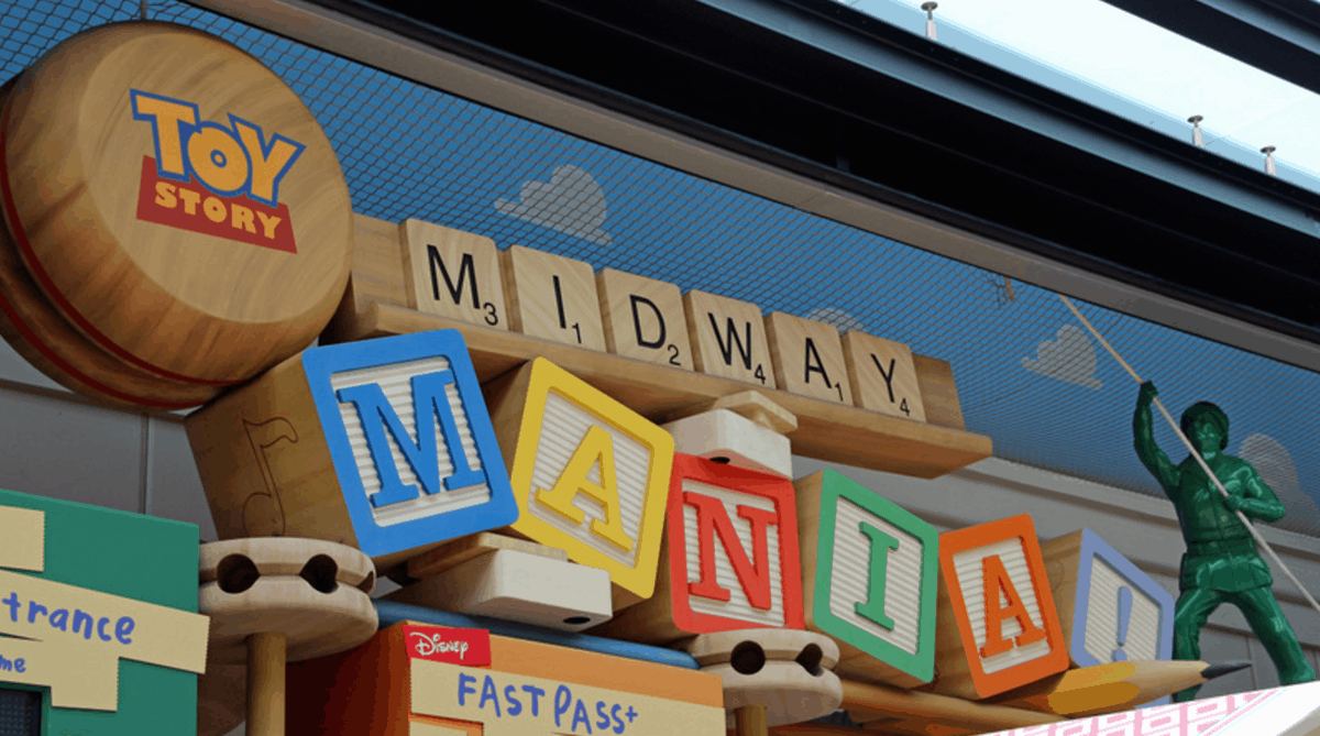 Breaking: Toy Story Midway Mania to close in Walt Disney World