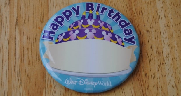 10 Ways To Celebrate Your Birthday At Walt Disney World