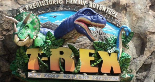 6 restaurants we love at disney springs disney dining for Disney dining reservations t rex