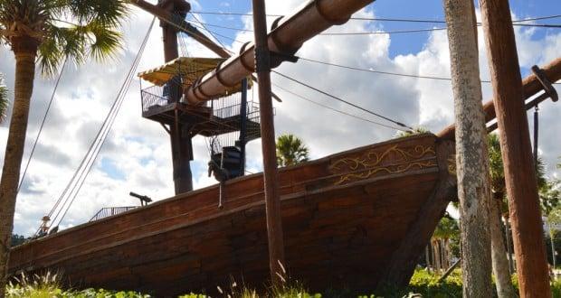 Beach Club Ship Bright Sky Water Slide fb crop