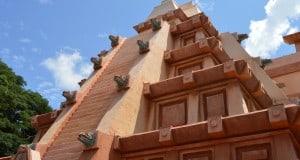 Epcot Mexico Pyramid