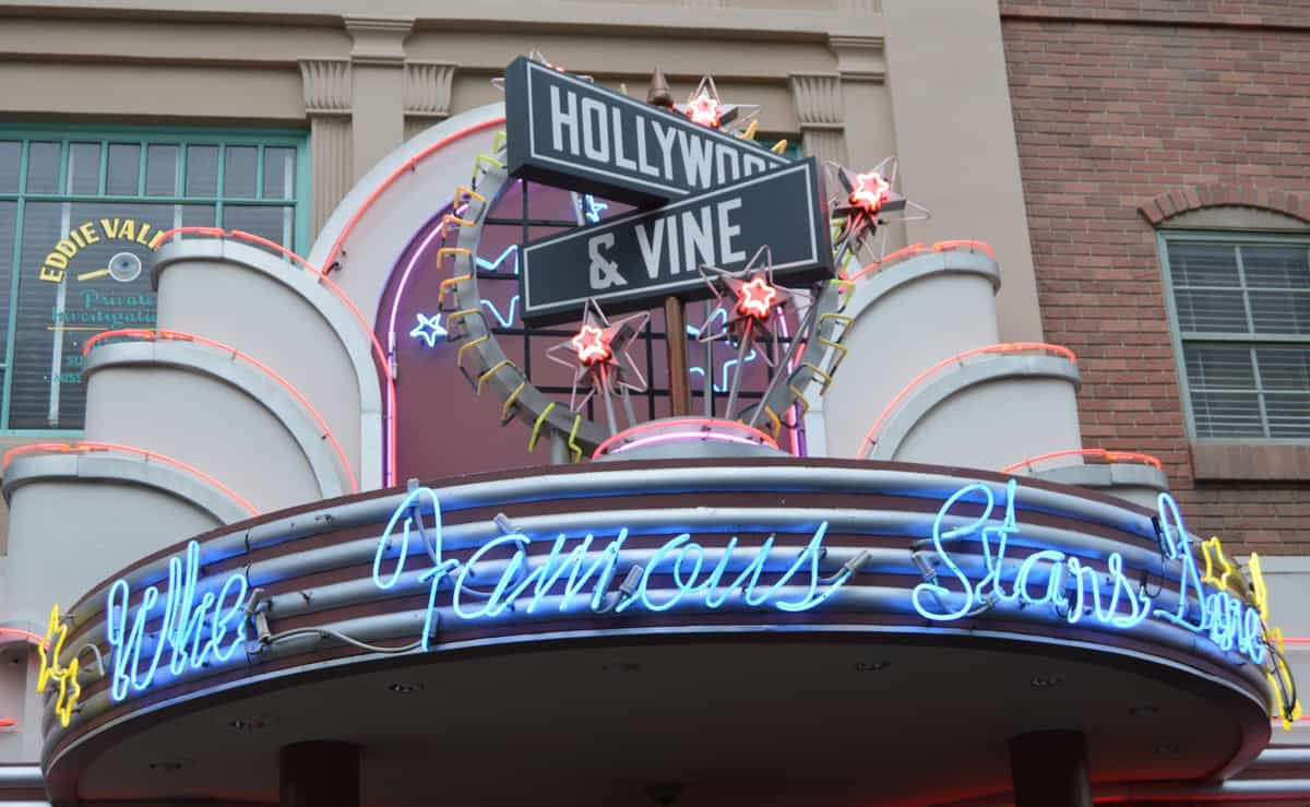 5 Table Service Restaurants At Walt Disney World S Hollywood
