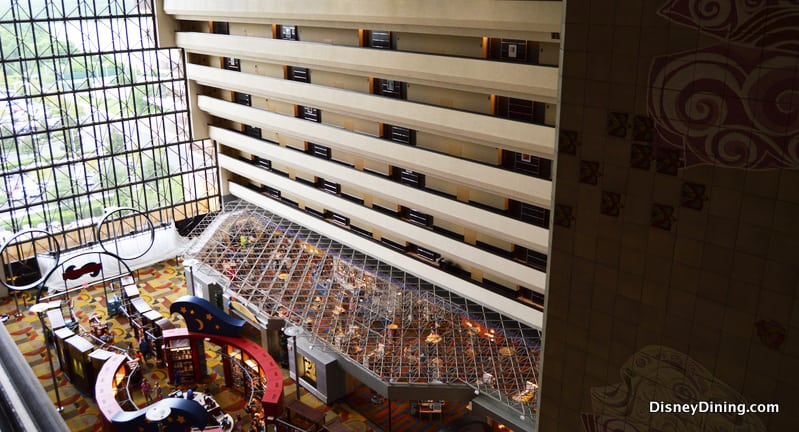 10 Secrets Most People Don T Know About Disney S Contemporary Resort Disney