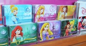 Disney Springs World of Disney Gift Cards