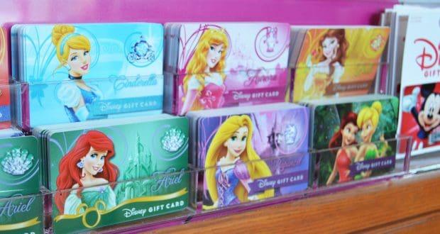 Disney Springs World of Disney Gift Cards