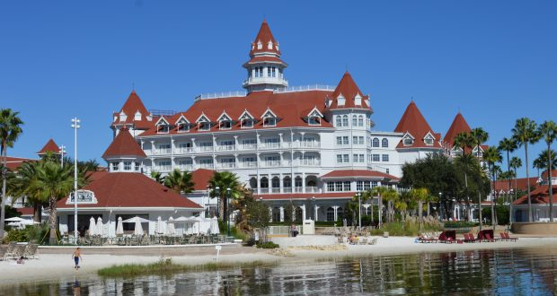 Grand Floridian Main Building 2