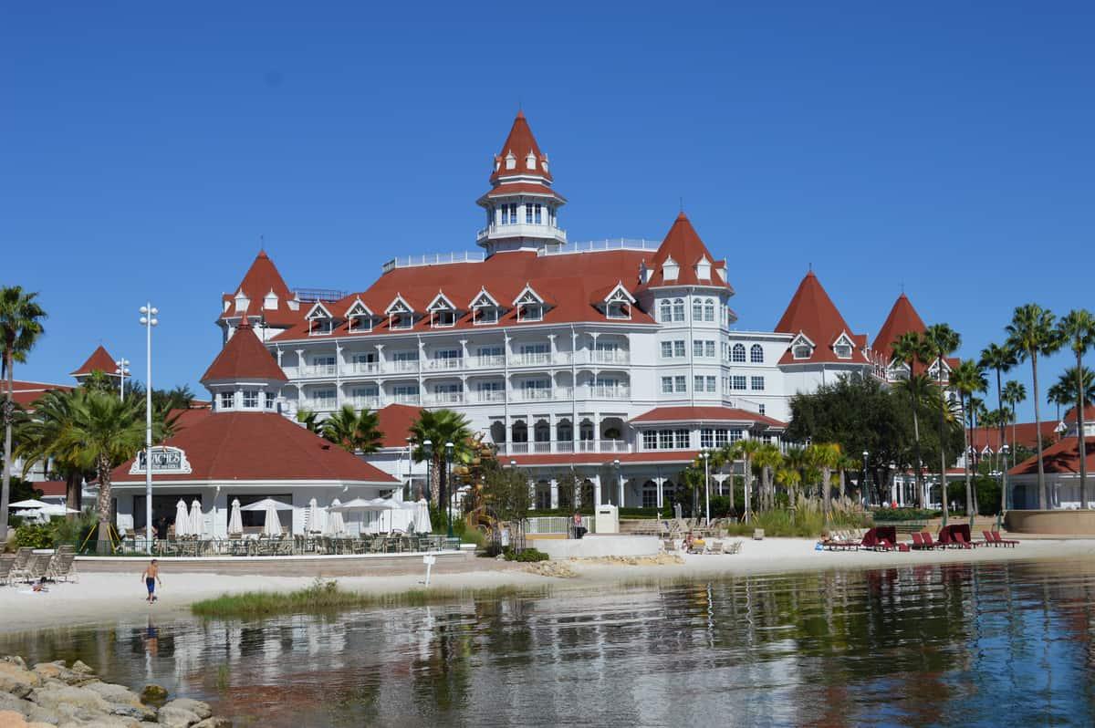Grand Floridian Main Building 2