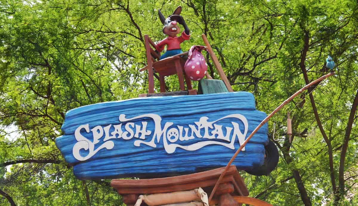 Magic Kingdom Splash Mountain Sign fb crop