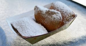 Port Orleans French Quarter Sassagoula Floatworks and Food Factory Food Court Beignets 1