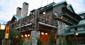 Wilderness Lodge Front 2 resort fb crop