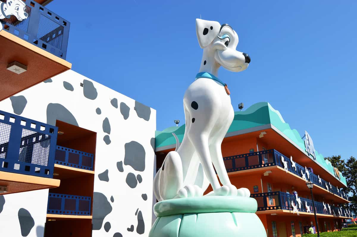 All-Star Movies Dalmation Rooms 5