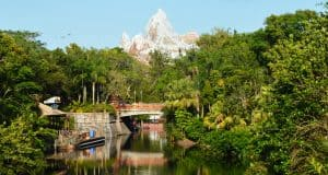 Animal Kingdom Expedition Everest Far Across Lake fb crop