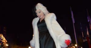 Magic Kingdom Mickey's Boo to You Halloween Parade Villains Cruella DeVille 2 fb crop